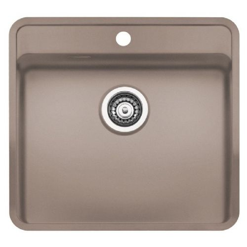 Regi-Colour Ohio 50 x 40 Tapwing Coloured Steel Sink
